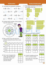Year 3 Maths Extension Books Worksheet Image- Time For New Mentals