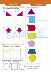 Grade 3 Maths Extension Books Worksheet Image- Time For New Mentals