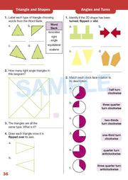 Year 4 Maths Extension Books Worksheet Image- Time For New Mentals
