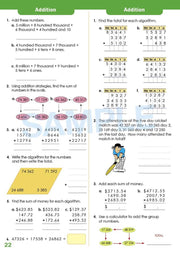 Year 6 Maths Extension Books Worksheet Image- Time For New Mentals