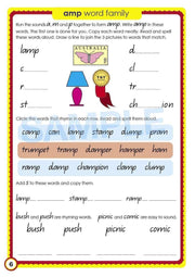 Year 2 Phonics Books Worksheet Image- Time For Phonics