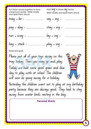 Grade 3 Phonics Books Worksheet Image- Time For Phonics