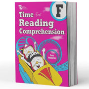 Prep Reading Books - Time for Reading Comprehension