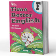 Prep Literacy Book - Time for Better English