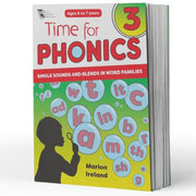 Year 2 Phonics Books - Time For Phonics