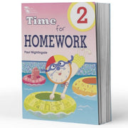 Year 2 Homework Books - Time For Homework