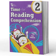 Year 2 Reading Books - Time for Reading Comprehension