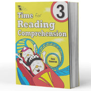 Grade 3 Reading Books - Time for Reading Comprehension