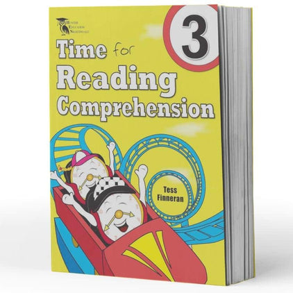 Year 3 Reading Books - Time for Reading Comprehension