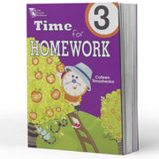 Year 3 Homework Books - Time For Homework