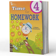 Grade 4 Homework Books - Time For Homework