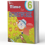 Year 6 Homework Books - Time For Homework