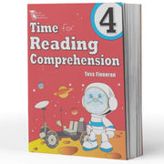 Grade 4 Reading Books - Time for Reading Comprehension