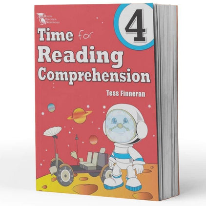 Year 4 Reading Books - Time for Reading Comprehension