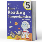 Grade 5 Reading Books - Time for Reading Comprehension