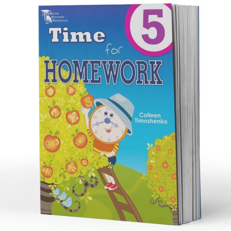 Grade 5 Maths Packs -  Books Contents Image