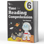 Grade 6 Reading Books - Time for Reading Comprehension