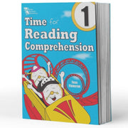 Grade 1 Reading Books - Time for Reading Comprehension