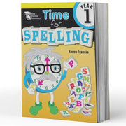Year 1 Spelling Books - Time For Spelling