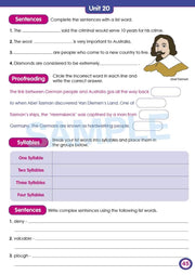 Year 5 Spelling Books Worksheet Image- Time For Better Spelling