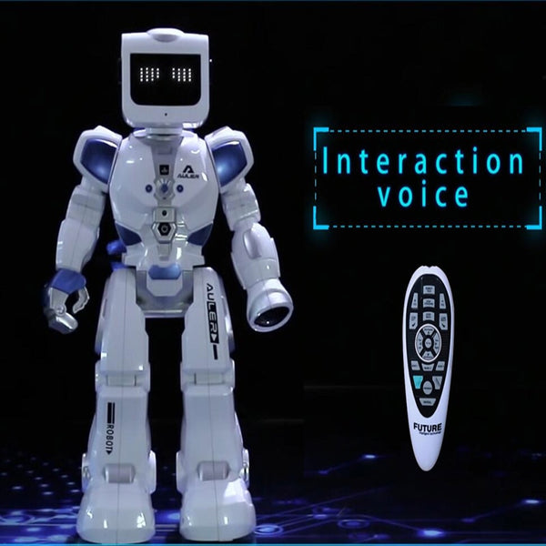 Smart Intelligent Dancing Alpha Robot Hydroelectric Hybrid Intelligent Robot RC with Sound Control