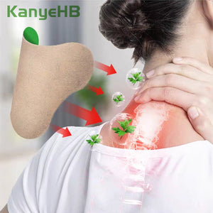 12pcs Neck Joint Cervical Body Pain Relief Sticker Rheumatoid Arthritis Wormwood Medical Plaster