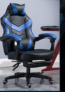 Office Gaming Chairs Electrified Pink Armchair High Back Computer Furniture Executive Desk Chair