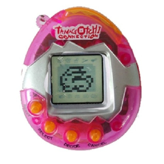 Tamagotchi Electronic Pets Toys Nostalgic 49 Pets in One Virtual Cyber Pet Toy Funny Tamagochi