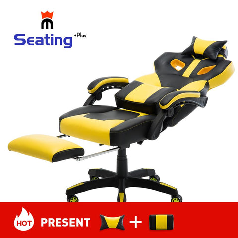 Bumblebee Gamer Computer Chair WCG Office Chair Lift Swivel Chair Comfortable Sedentary