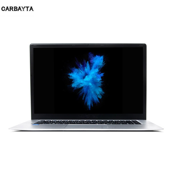 15.6 inch Student Laptop 4GB RAM 64GB ROM Celeron N3050 Windows 10 Computer with Bluetooth Camera
