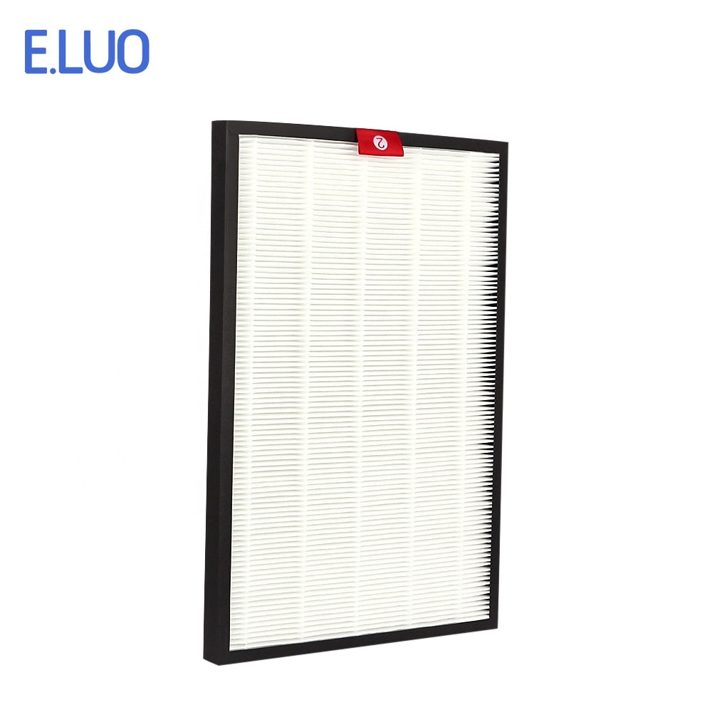 H12 Air Purifier HEPA Filter fit for PAC35-HPF35M1120 390*270*20MM