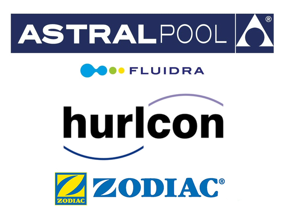 Astralpool Hurlcon Zodiac Fluidra - Spare Parts Deliveries
