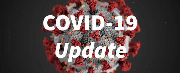 Covid-19 Updates / Contact-less Pick-Up / Supply Issues