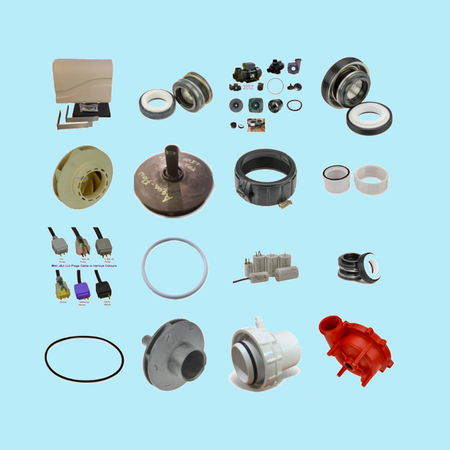 Spa Pumps & Pump Parts