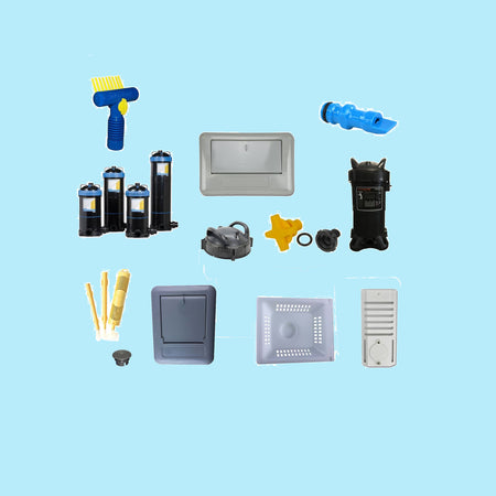 Filters & Parts - Cartridges, Filters & Spare Parts