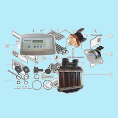 Gas Heater Spare Parts