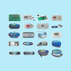 Spa and Gas Heater Touchpads or Control Panels