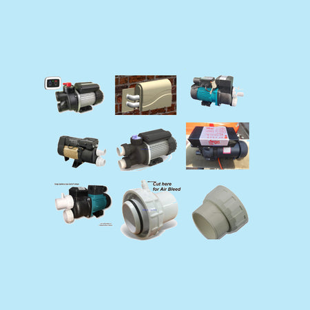 Spa Bath Pumps & Parts