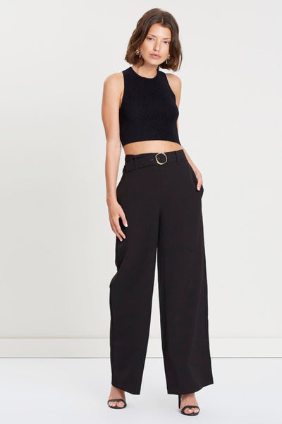 Friend of Audrey Toni Tailored Wide-Leg Pant