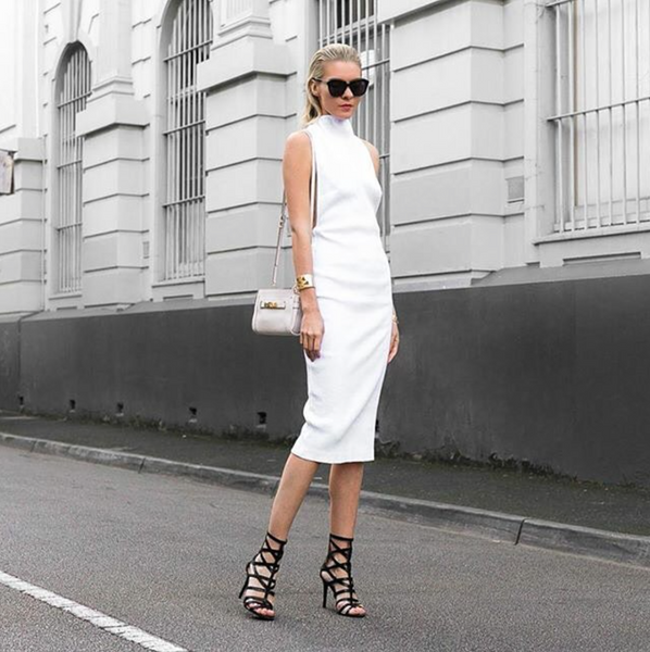 The Trend Spotter White Trend