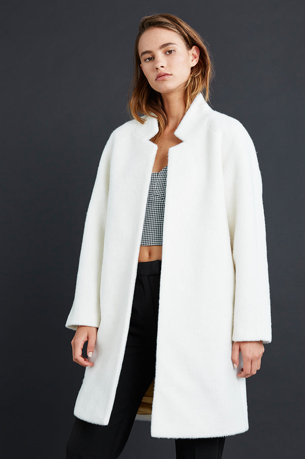 Crawford Wool Coat