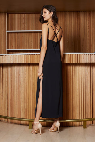 Finer Things Maxi Split Dress