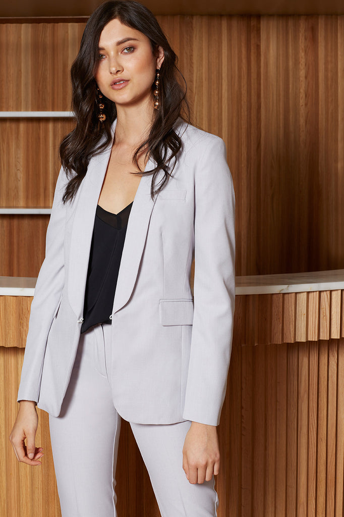 Alma Fitted Blazer