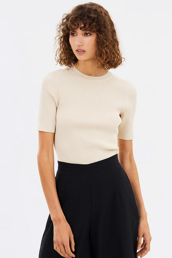 Adele Fine Knit Top - Final Sale