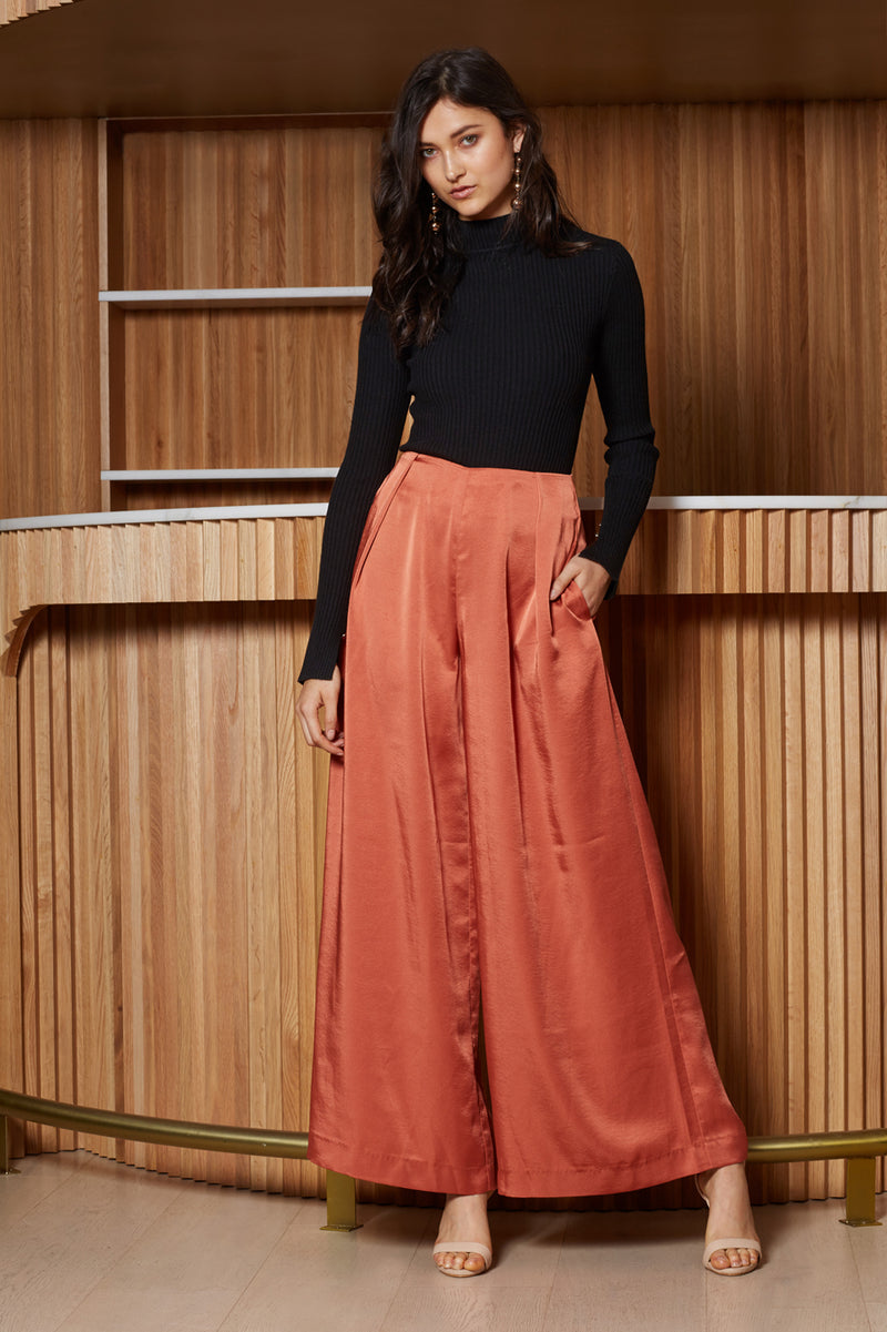 Veronika Wide Leg Pants
