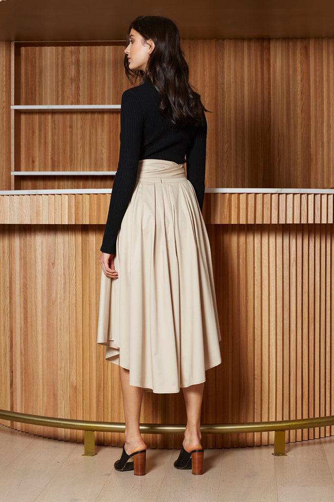 Bella Pleated Skirt