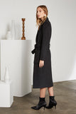 Milano Longline Wool Coat