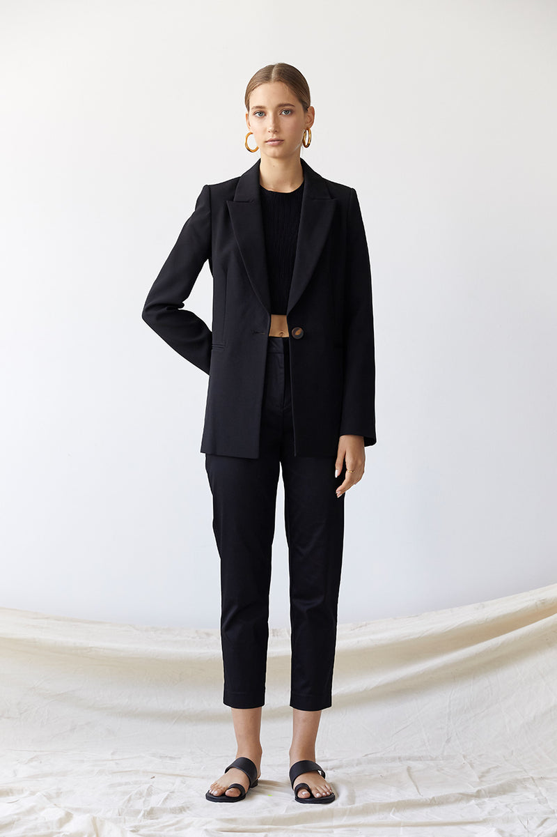 Friend of Audrey Toni Tailored Blazer