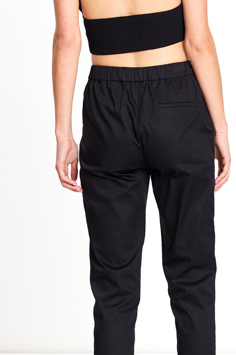 Friend of Audrey Elliot 7/8 Pants Black