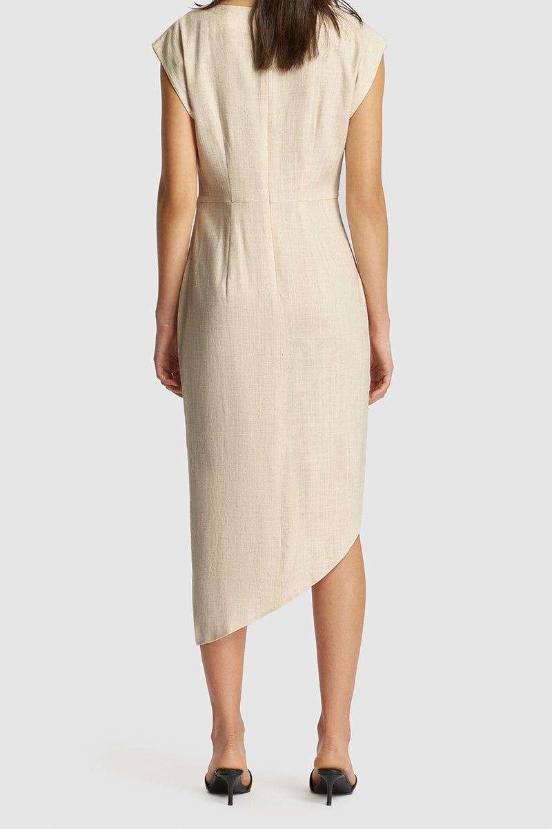 Bailey Twist Midi Dress